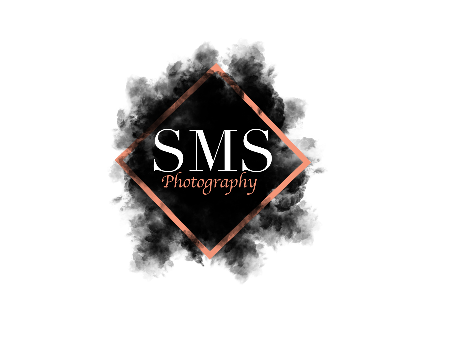 logo for North London wedding photographer - SMS-photography